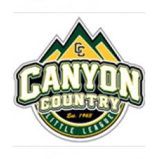 Canyon Country Little League logo