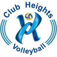 Club Heights Volleyball logo