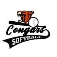 SoCal Cougars Softball logo