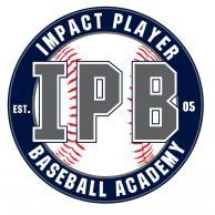 Impact Player Baseball logo