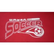 West Middlesex Youth Soccer Association (WMYSA) logo