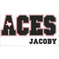 TX Aces Jacoby - Hodge 12U logo
