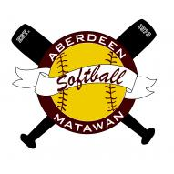 Aberdeen Matawan Girls Softball  logo
