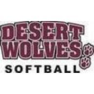 Desert Wolves- Mehok 16U/18U logo