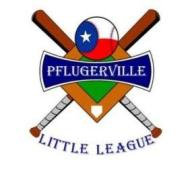 Pflugerville Little League logo