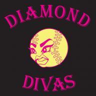 MN Diamond Divas logo