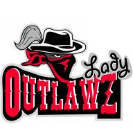 Lady Outlawz Travel Ball logo
