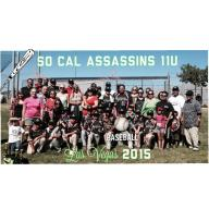 SoCal Assassins 11u logo