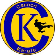 Cannon Karate logo