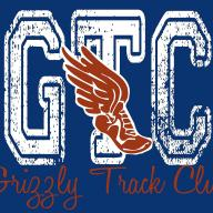 Grizzly Track Club logo