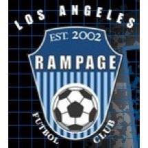 Los Angeles Rampage FC logo
