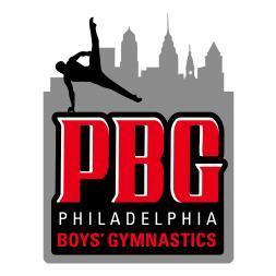 Philadelphia Boys' Gymnastics logo