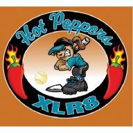 Hot Peppers 16U logo