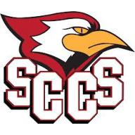 SCCS Cardinals - Ray Covell logo