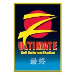 Z-Ultimate Self Defense Studios logo