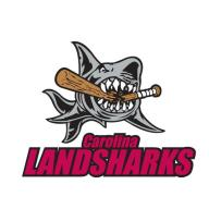 Carolina Landsharks logo