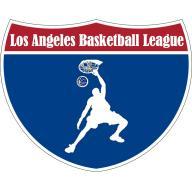Los Angeles Basketball League logo