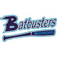 Michigan Batbusters 10U logo