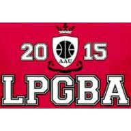 Lady Panthers Girls Basketball Association logo
